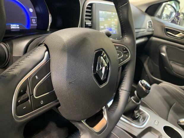 Photo miniature de la Renault Megane 1.5 Blue dCi 115ch Business 2018 d'occasion