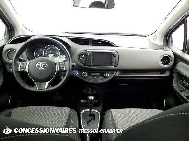 Photo miniature de la Toyota Yaris Hybride 100h Dynamic 2017 d'occasion