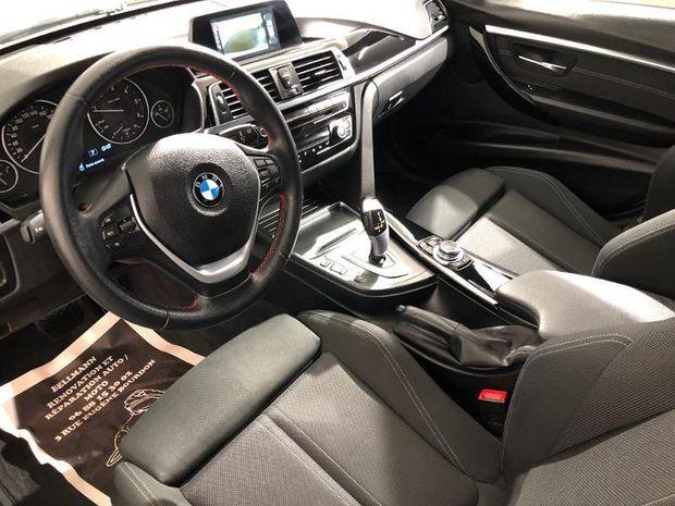 Photo miniature de la BMW Serie 3 Touring 316dA 116ch Sport 2018 d'occasion