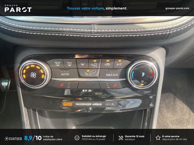 Photo miniature de la Ford Puma 1.0 EcoBoost 125ch mHEV ST-Line Vignale 2021 d'occasion