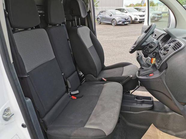 Photo miniature de la Renault Kangoo Express 1.5 dCi 90ch Extra R-Link 2019 d'occasion