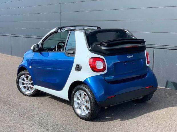 Photo miniature de la Smart fortwo Cabriolet 90ch passion twinamic E6c 2019 d'occasion