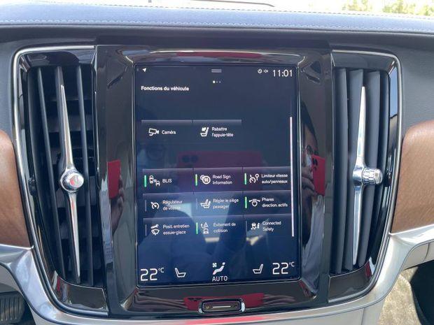Photo miniature de la Volvo S90 T8 Twin Engine 303 + 87ch Inscription Geartronic 2018 d'occasion
