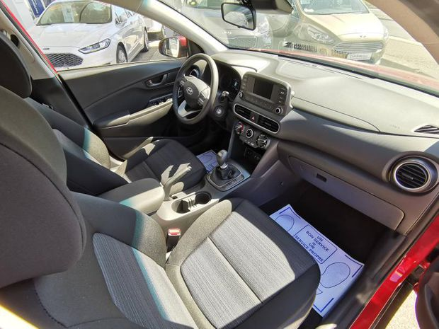 Photo miniature de la Hyundai Kona 1.0 T-GDi 120ch FAP Initia Euro6d-T EVAP 2020 d'occasion