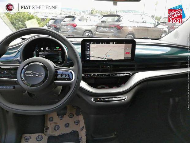 Photo miniature de la Fiat 500 e 118ch Icône 2021 d'occasion
