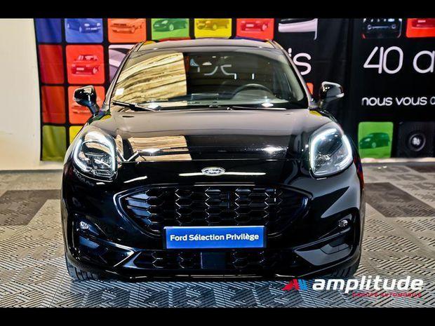Photo miniature de la Ford Puma 1.0 EcoBoost 125ch mHEV ST-Line 2020 d'occasion