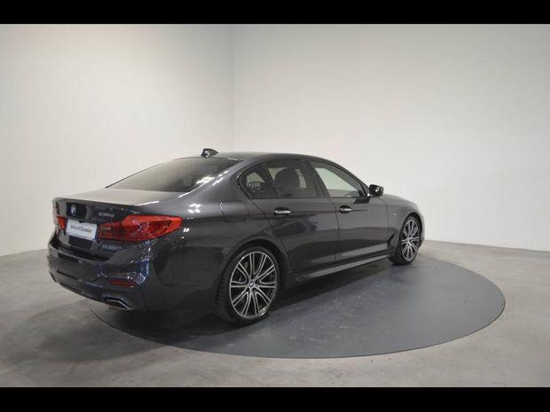 Photo miniature de la BMW Serie 5 Série 5 530dA xDrive 265ch M Sport Steptronic 2018 d'occasion