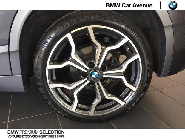 Photo miniature de la BMW X2 sDrive18dA 150ch M Sport X 2018 d'occasion
