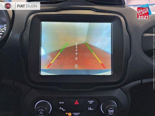 Photo miniature de la Jeep Renegade 1.0 GSE T3 120ch Limited Radar AV/AR Gps Camera 2019 d'occasion