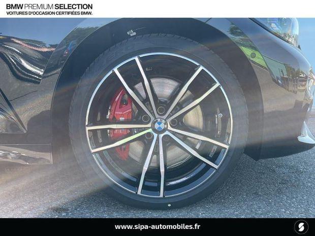 Photo miniature de la BMW Serie 3 Touring 330eA 292ch M Sport 2021 d'occasion