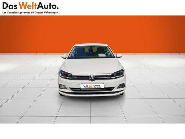 Photo miniature de la Volkswagen Polo 1.6 TDI 95ch Carat DSG7 Euro6d-T 2020 d'occasion