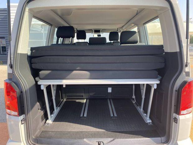 Photo miniature de la Volkswagen California T California 2.0 TDI 110 BVM5 Beach Camper 2021 d'occasion