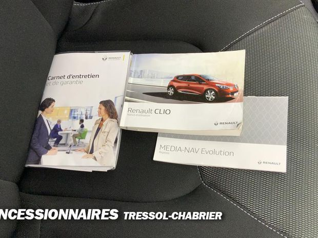 Photo miniature de la Renault Clio IV dCi 75 Business 2016 d'occasion