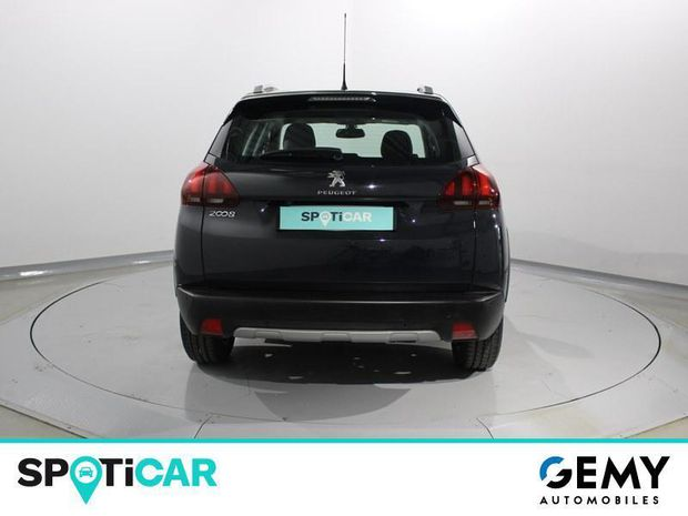 Photo miniature de la Peugeot 2008 1.2 PureTech 110ch Allure S&S 2018 d'occasion