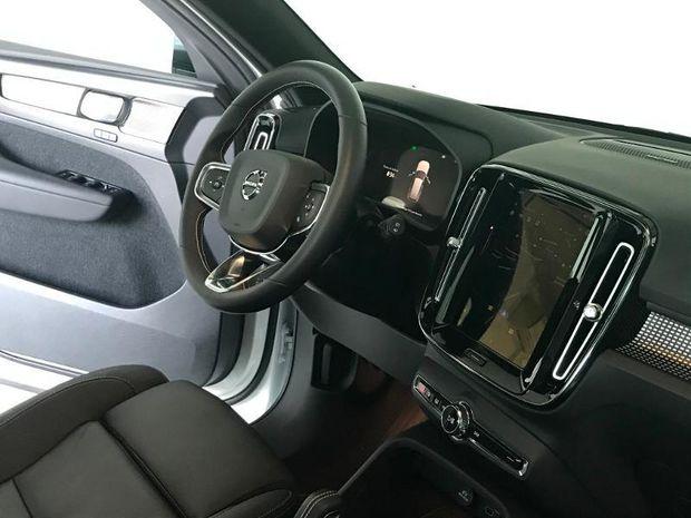 Photo miniature de la Volvo XC40 P8 AWD 408ch R-Design EDT 2020 d'occasion