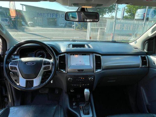 Photo miniature de la Ford Ranger 3.2 TDCi 200ch Super Cab XLT Limited BVA 2017 d'occasion