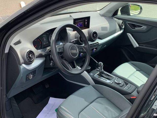Photo miniature de la Audi Q2 2.0 TDI 150 ch S tronic 7 Quattro Design Luxe 2018 d'occasion