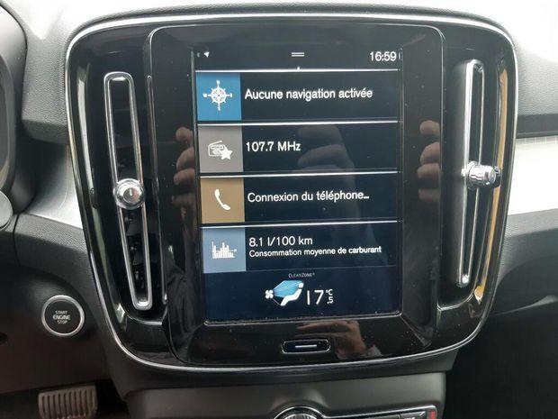 Photo miniature de la Volvo XC40 D3 AdBlue 150 ch Geartronic 8 Momentum 2019 d'occasion