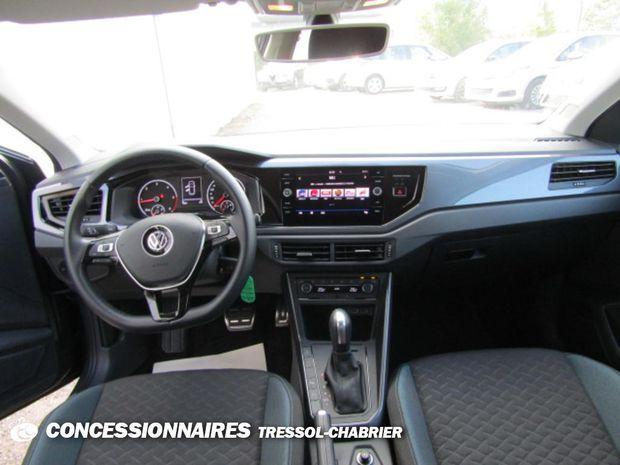Photo miniature de la Volkswagen Polo 1.6 TDI 95 S&S DSG7 Lounge 2020 d'occasion