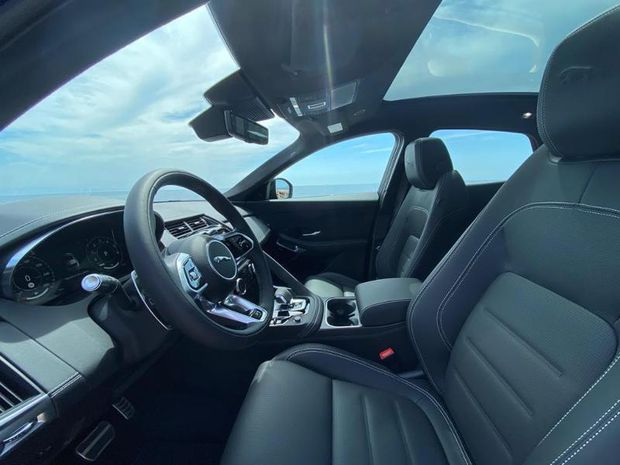 Photo miniature de la Jaguar E-Pace P300e PHEV R-Dynamic HSE BVA AWD 2021 d'occasion
