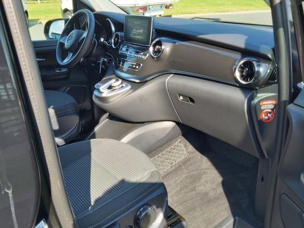 Photo miniature de la Mercedes Classe V 220 d Long Style 9G-Tronic 156g 2020 d'occasion