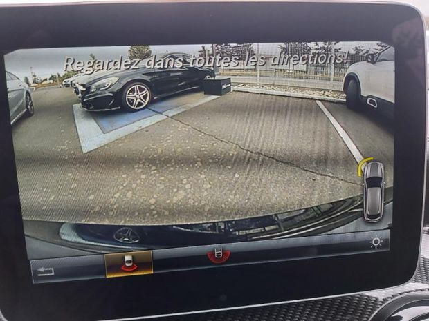 Photo miniature de la Mercedes CLA Shooting Brake 220 d Starlight Edition 7G-DCT Euro6c 2018 d'occasion