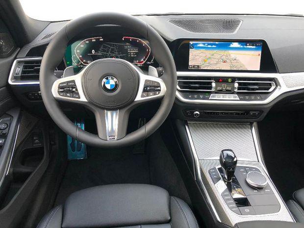 Photo miniature de la BMW Serie 3 Touring 330dA MH xDrive 286ch M Sport 17cv 2021 d'occasion