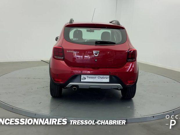 Photo miniature de la Dacia Sandero dCi 90 Stepway 2017 d'occasion