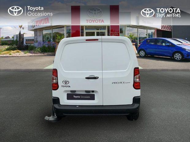 Photo miniature de la Toyota PROACE CITY Medium 100 D-4D Business RC21 2021 d'occasion