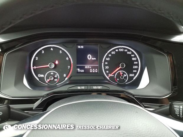Photo miniature de la Volkswagen Polo 1.0 65 S&S BVM5 Connect 2019 d'occasion