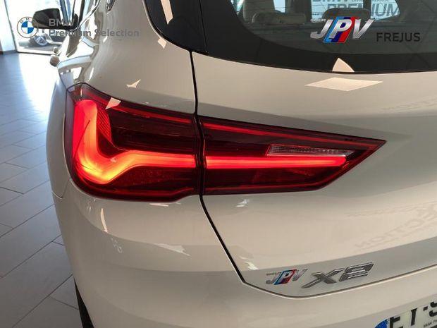 Photo miniature de la BMW X2 sDrive18i 140ch M Sport X Euro6d-T 129g 2018 d'occasion