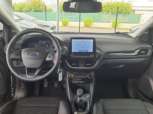 Photo miniature de la Ford Puma 1.0 EcoBoost 125ch mHEV Titanium Business 6cv 2021 d'occasion