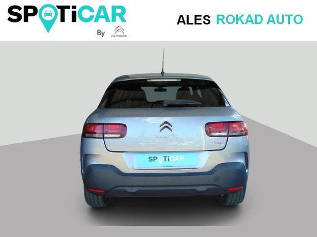 Photo miniature de la Citroën C4 Cactus PureTech 110ch S&S Feel E6.d-TEMP 2019 d'occasion