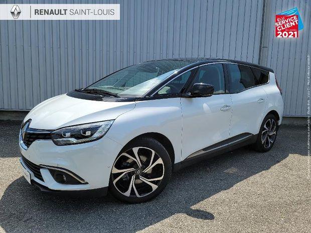 Photo miniature de la Renault Grand Scenic 1.7 Blue dCi 150ch Intens 7 Places GPS Camera 2020 d'occasion