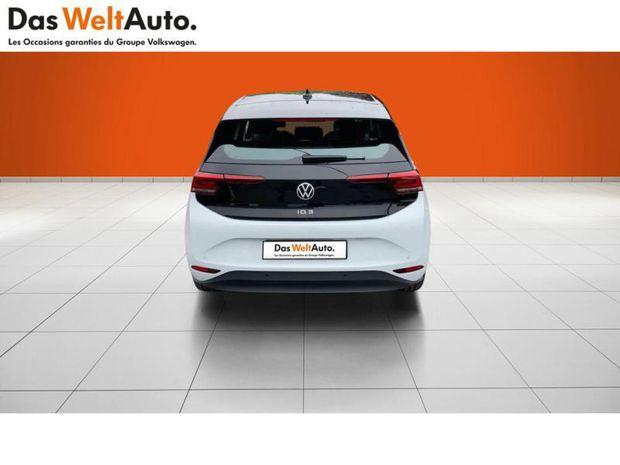 Photo miniature de la Volkswagen ID.3 58 kWh - 204ch Life (Bonus écologique de 6000? déduit) 2021 d'occasion