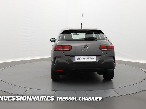 Photo miniature de la Citroën C4 Cactus BlueHDi 100 S&S BVM6 Feel 2019 d'occasion