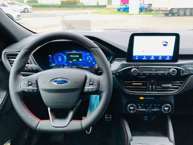Photo miniature de la Ford Kuga 2.5 Duratec 225ch PowerSplit PHEV ST-Line X e-CVT 2020 d'occasion