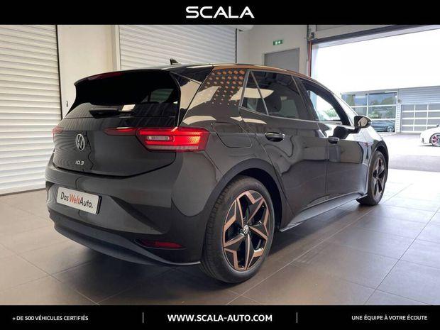 Photo miniature de la Volkswagen ID.3 204 ch Family 2021 d'occasion