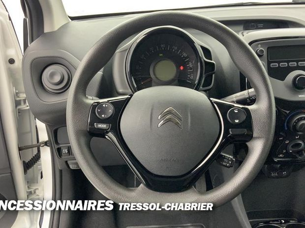 Photo miniature de la Citroën C1 VTi 72 S&S Feel 2020 d'occasion