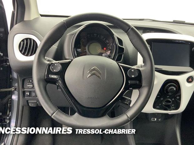 Photo miniature de la Citroën C1 VTi 72 S&S Millenium 2020 d'occasion
