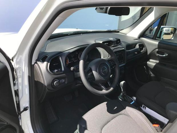 Photo miniature de la Jeep Renegade 1.3 GSE T4 150ch Limited BVR6 MY21 2021 d'occasion