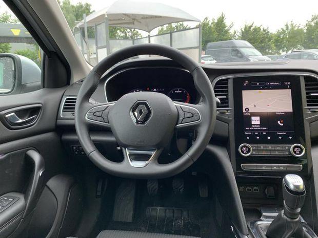 Photo miniature de la Renault Megane 1.5 Blue dCi 115ch Intens 2021 d'occasion