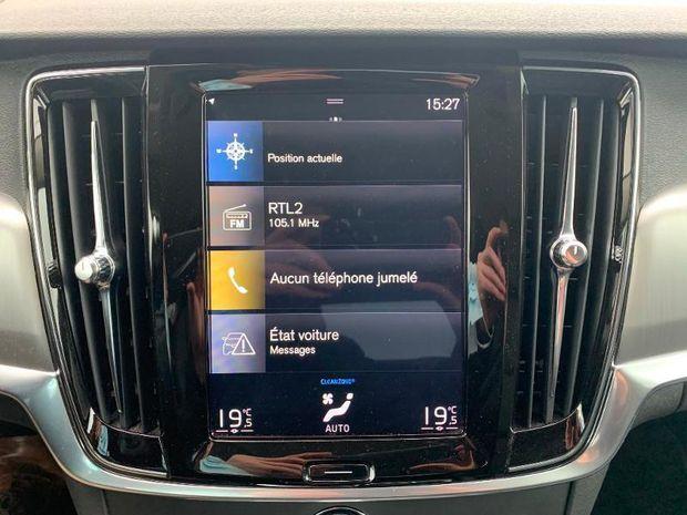 Photo miniature de la Volvo S90 D3 AdBlue 150ch Business Executive Geartronic 2019 d'occasion
