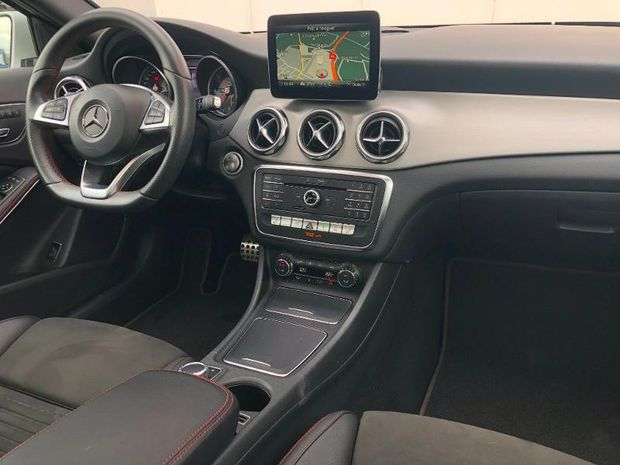 Photo miniature de la Mercedes GLA Classe  200 d Fascination 7G-DCT 2018 d'occasion
