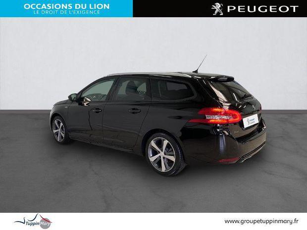 Photo miniature de la Peugeot 308 SW 1.5 BlueHDi 130ch S&S Style EAT8 2020 d'occasion
