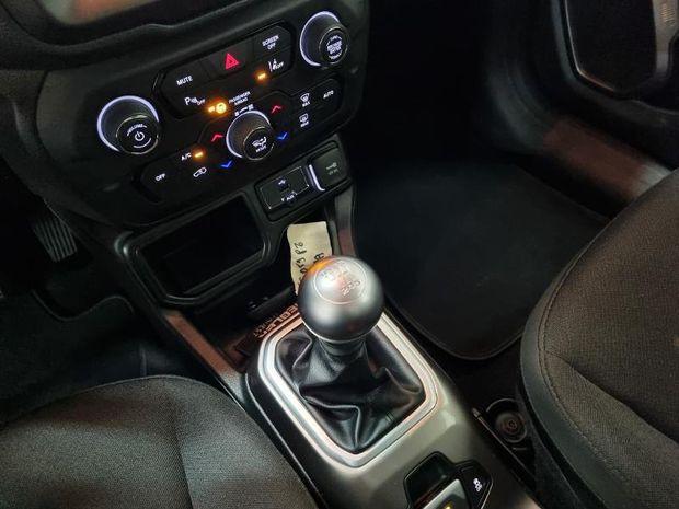 Photo miniature de la Jeep Renegade 1.6 MultiJet 120ch Limited 2020 d'occasion