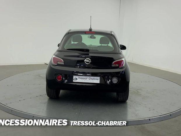 Photo miniature de la Opel Adam 1.0 Ecotec Direct Injection Turbo 115 ch S/S Unlimited 2017 d'occasion