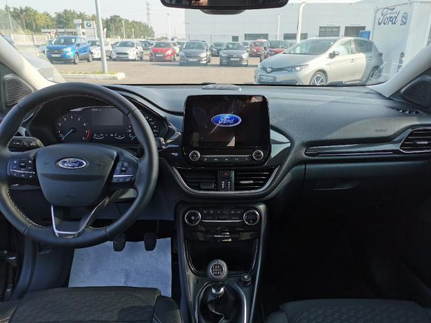 Photo miniature de la Ford Puma 1.0 EcoBoost 125ch mHEV Titanium 7cv 2020 d'occasion