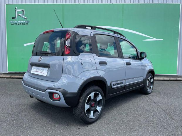 Photo miniature de la Fiat Panda 1.2 8v 69ch City Cross 2017 d'occasion