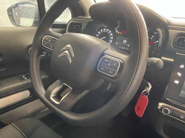 Photo miniature de la Citroën C3 PureTech 82ch Feel 2018 d'occasion